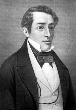 José María Heredia y Heredia - Jose Maria Heredia in his younger years
