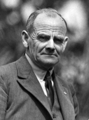 Joe Hodgens - Joseph Hodgens in 1938