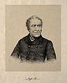 Joseph Hume. Wood engraving by (T. G.), 1855. Wellcome V0002951.jpg