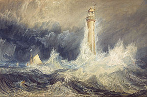 Bell Rock Lighthouse - Image: Joseph Mallord William Turner Bell Rock Lighthouse Google Art Project