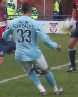 Josh Klein-Davies Footballer