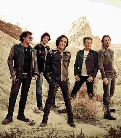 Picture of a band or musician: Journey