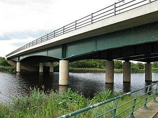 Jubilee Bridge (Stockton-on-Tees) bridge in United Kingdom