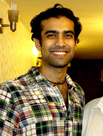 Jubin Nautiyal - Jubin Nautiyal at recording of a song