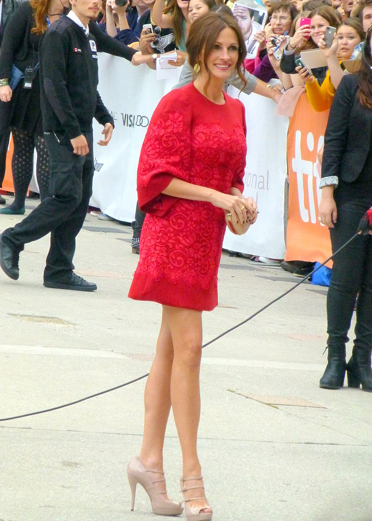 Red Shoes What Colour Dress