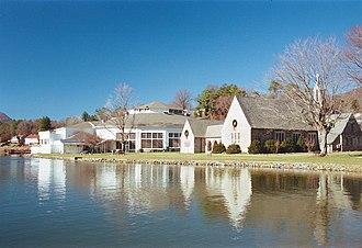 Lake Junaluska, North Carolina - Image: Junaluska facilities