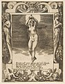 Juno suspended in the air, set within a frame, from the 'Loves, Rages and Jealousies of Juno' MET DP812661.jpg