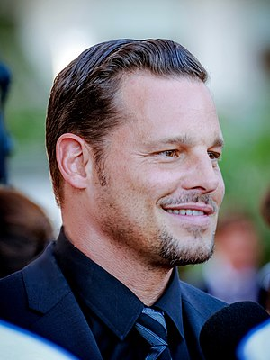 Justin Chambers - Chambers at the Festival de Monte Carlo in 2014