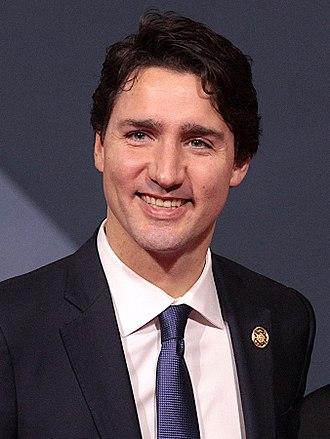 Justin Trudeau - Image: Justin Trudeau and Benigno Aquino III November 2015 cropped