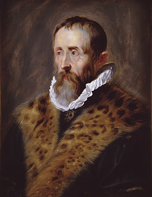 Justus Lipsius by Peter Paul Rubens
