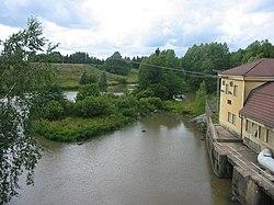 Juvankoski, Tarvasjoki.JPG