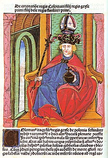 Coloman, miniature de 1488
