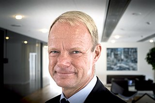 Danish chief executive officer