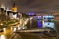 Kölner Altstadt Hochwassers Januar 2018 (25731192088).jpg