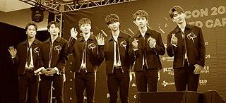 VIXX South Korean boy group