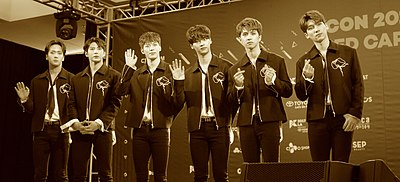 Picture of a band or musician: Vixx