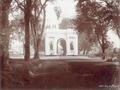KITLV - 105833 - Lambert & Co., G.R. - Singapore - The Amsterdam Poort (Amsterdam Gate) in Batavia - circa 1885.tif
