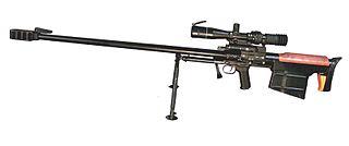 KSVK 12.7 Anti-materiel rifle