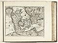 Kaart van Denemarken, 1726 Le Danemarc, Suivant les Nouvelles Observations (titel op object) Les Forces de l'Europe, Asie, Afrique et Amerique Comme aussi les Cartes des Côtes de France et d'Espagne, RP-P-OB-83.036-198.jpg