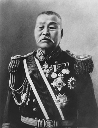 Governor-General of Taiwan - Image: Kabayama Sukenori