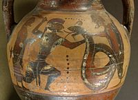 Kadmos dragon Louvre E707