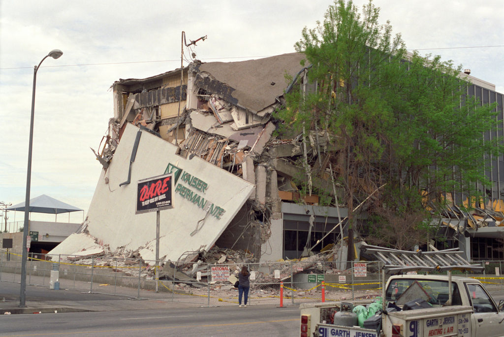 Northridge earthquake date