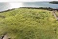 Kalø Slotsruin (Syddjurs Kommune).Forsvarstårn.Udsigt mod øst.125359.ajb.jpg