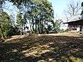 Kaneyama castle honmarugoten.JPG