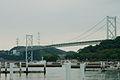 Kanmon bridge from Moji (1525587684).jpg
