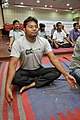 Kapalabhati - International Day of Yoga Celebration - NCSM - Kolkata 2015-06-21 7419.JPG