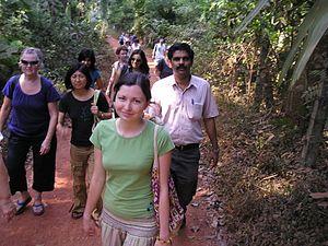 Karimbam, Taliparamba - Image: Karimbam bio diversity centre 1