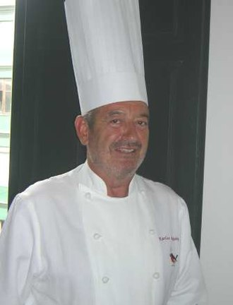 Karlos Arguiñano - Image: Karlos Arguiñano