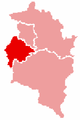 Bezirk Feldkirch location map