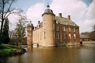 Doetinchem - Slangenburg Castle