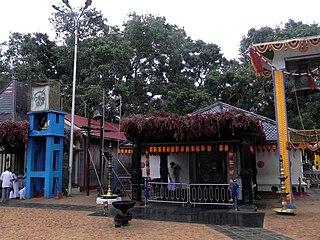 Kataragama temple Temple complex in Kataragama, Sri Lanka