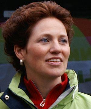 European Parliament election, 2004 (Netherlands) - Image: Kathelijne Buitenweg Maastricht