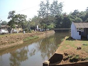 Bhagamandala - Kaveri in Bhagamandala