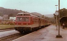 Bahnhof Kelheim