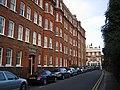 Kensington, Abingdon Mansions, Pater Street, W8 - geograph.org.uk - 624648.jpg