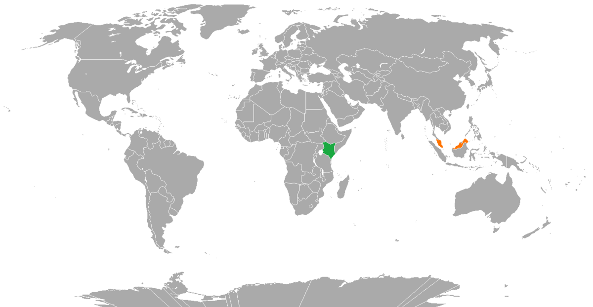 KenyaMalaysia relations  Wikipedia