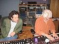 Kerzner and Ken Scott in studio.jpg