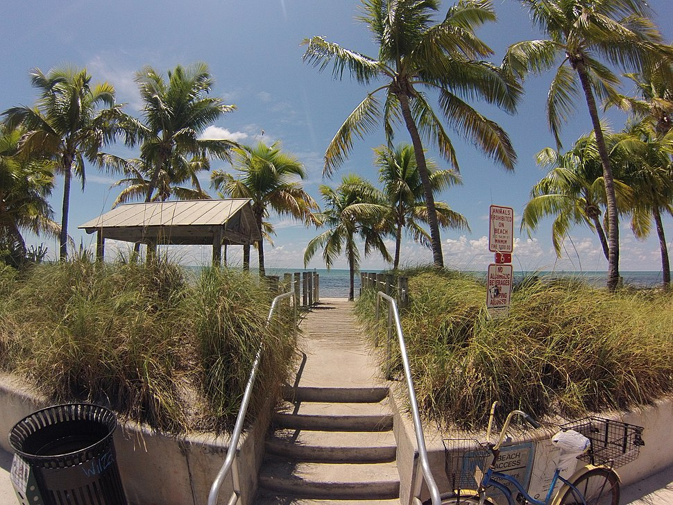 Key West Beach Access