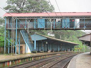 Khandala railway station - Khandala Railway Station