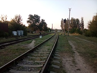 Khortytsia railway station (2).jpg