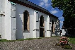Kirchplatz in Kierspe