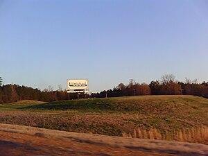 Kilmichael, Mississippi - Sign for Kilmichael, Mississippi