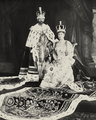 KingGeorgeV QueenMary Coronation1911.png