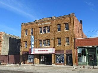 Belle Plaine, Iowa - King Theatre in Belle Plaine