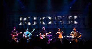 Kiosk (band)