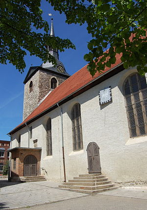 Schwanebeck - St Peter's Church